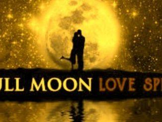 Full Moon Spell For Love